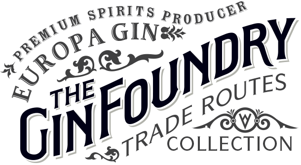 The Gin Foundry - Europa Gin Logo